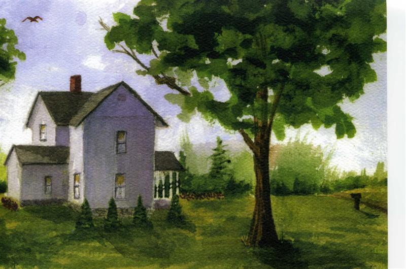 Grandfolks' house