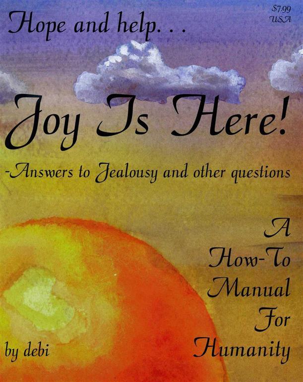 My book: Joy is Here